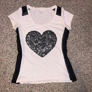 Express Embellished T-shirt